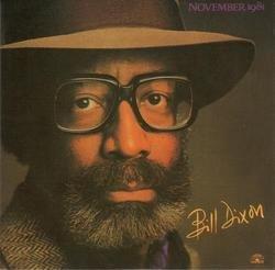 November 1981 - Bill Dixon