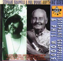 Anything Goes - Stephanie Grappelli - Phil Woods