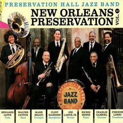 New Orleans Preservation, Vol. 1 - The Preservation Hall Jazz Band
