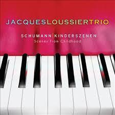 Schumann - Kinderszenen - Jacques Loussier Trio