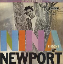 Nina Simone At Newport - Nina Simone