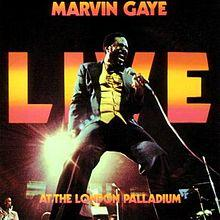 Live at the London Palladium - Marvin Gaye