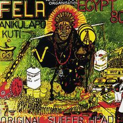 Original Suffer Head - Fela Kuti