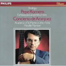Rodrigo - Concierto De Aranjuez; Fantasía Para Un Gentilhombre - Pepe Romeo - Sir Neville Marriner - Academy Of St Martin InThe Fields