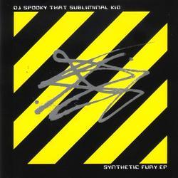 Synthetic Fury - DJ Spooky