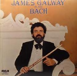 Galway Plays Bach - James Galway