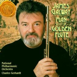 Man With The Golden Flute - Charles Gerhardt - National Philharmonic Orchestra - James Galway