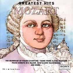 Mozart - Greatest Hits - Glenn Gould - Carlo Maria Giulini - Murray Perahia
