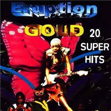 Gold 20 Super Hits - Eruption