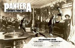 Cowboys From Hell 20th Anniversary Deluxe Edition (CD3) - Pantera