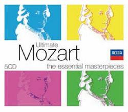 Ultimate Mozart CD 4  - Sir Neville Marriner - Academy Of St Martin InThe Fields
