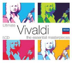 Ultimate Vivaldi CD 2 - Sir Neville Marriner - Christopher Hogwood - Academy Of St Martin InThe Fields