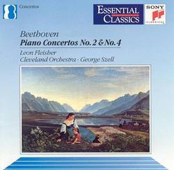 Beethoven - Piano Concertos Nos. 2 & 4 - Leon Fleisher