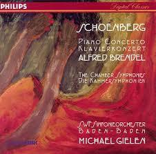 Schoenberg - Piano Concerto; The Chamber Symphonies - Alfred Brendel