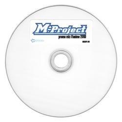 M-Project Promo Mix (Fanime 2010) - mydjsobad