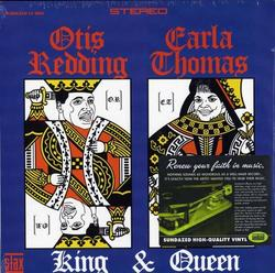 King & Queen - Otis Redding