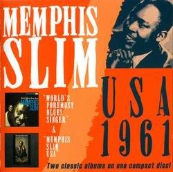 USA 1961(CD1) - Memphis Slim