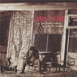 Deep In The Blues - James Cotton