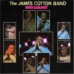 High Energy - James Cotton