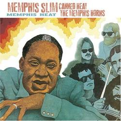Memphis Heat - Memphis Slim - Canned Heat