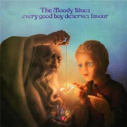 Every Good Boy Deserves Favour - Moody Blues