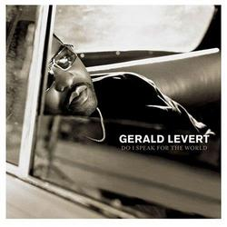 Do I Speak For The World - Gerald Levert