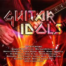 Guitar Idols CD 1  -