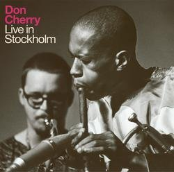 Live In Stockholm - Don Cherry