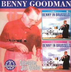 Benny In Brussels - Benny Goodman