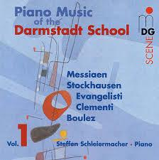 Piano Music Of The Darmstadt School, Vol. 1 - Steffen Schleiermacher