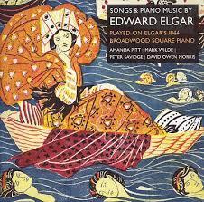 Elgar - Songs And Piano Music Played On Elgar