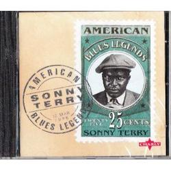 American Blues Legend - Sonny Terry