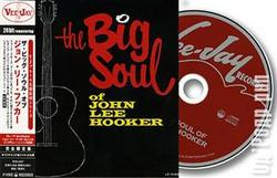 The Big Soul Of John Lee Hooker - John Lee Hooker