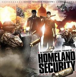 Homeland Security (CD2) - Cashis - Young De