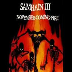 November Coming Fire - Samhain