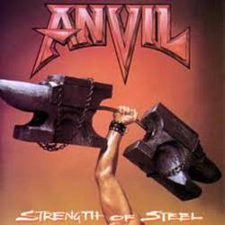 Strength Of Steel - Anvil