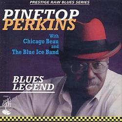 Blues Legend - Pinetop Perkins