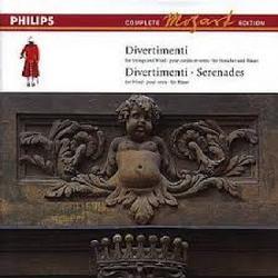 Mozart Complete Edition Box 3 - Divertimenti & Serenades CD 11 (No. 1)  - Sir Neville Marriner - Academy Of St Martin InThe Fields