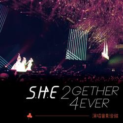 S.H.E 2GETHER 4EVER WORLD TOUR 2013 CD1 - S.H.E