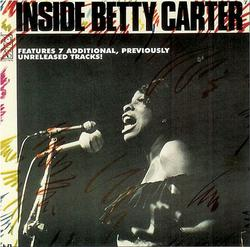 Inside Betty Carter - Betty Carter