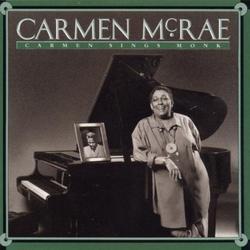 Carmen Sings Monk - Carmen Mcrae