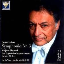 Mahler - Symphony No. 3 CD 2 - Zubin Mehta - Bavarian State Orchestra