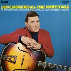 Sings All-Time Country Gold - Don Gibson