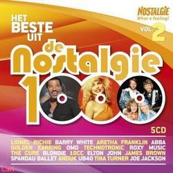 Het Beste Uit De Nostalgie 1000 Vol.2 (CD5) - Lionel Richie
