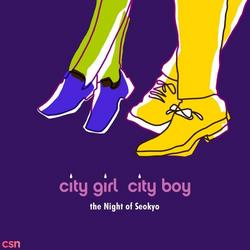 City Girl City Boy (Single) - Dawon - The Night Of Seokyo