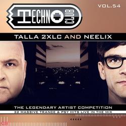 Techno Club Vol. 54 (CD1) - Aly & - Fila - Emma Hewitt