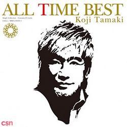 ALL TIME BEST [CD1] - Koji Tamaki