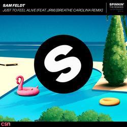 Just To Feel Alive (Breathe Carolina Remix) (Single) - Sam Feldt - JRM