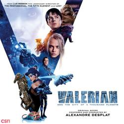 Valerian And The City Of A Thousand Planets - David Bowie
