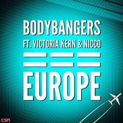 Europe (Single) - Bodybangers - Victoria Kern - Nicco